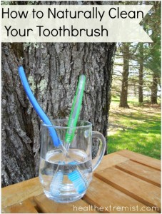 How-to-Clean-a-Toothbrush-Naturally